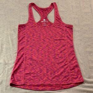 Pink 90 Degree by Reflex workout tank top
